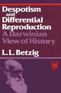 Despotism and Differential Reproduction: A Darwinian View of History